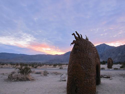 Borrego Springs, Ricardo Breceda, sky, clou… IMG_9006