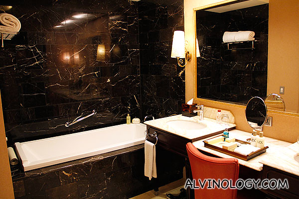 The majestic bathroom