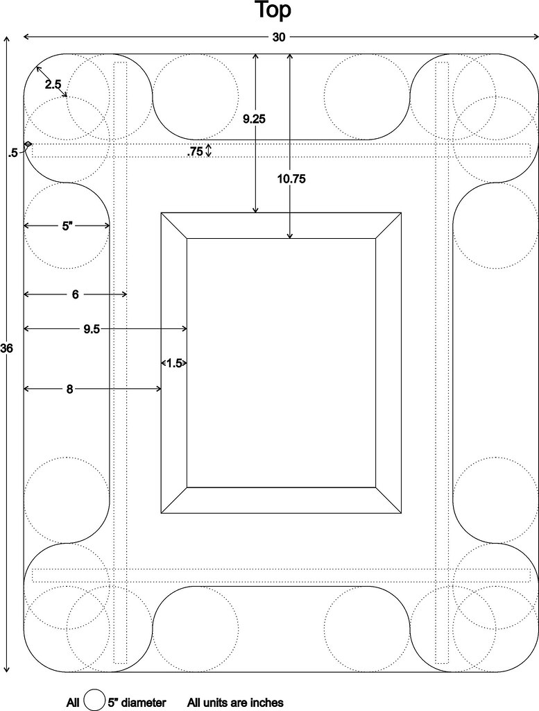 Arcade Cocktail Cabinet Plans | AndyBrauer.com