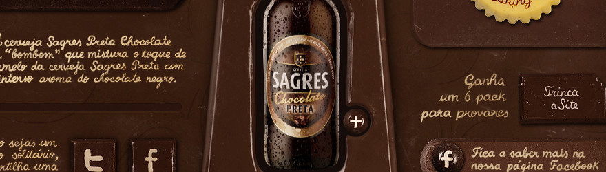 Chocolate bier