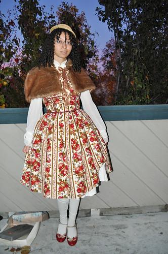 Harvest Spice Dress