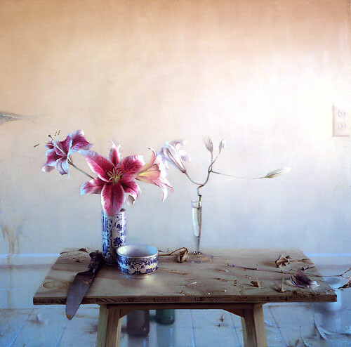 still life by Daniel Sprick
