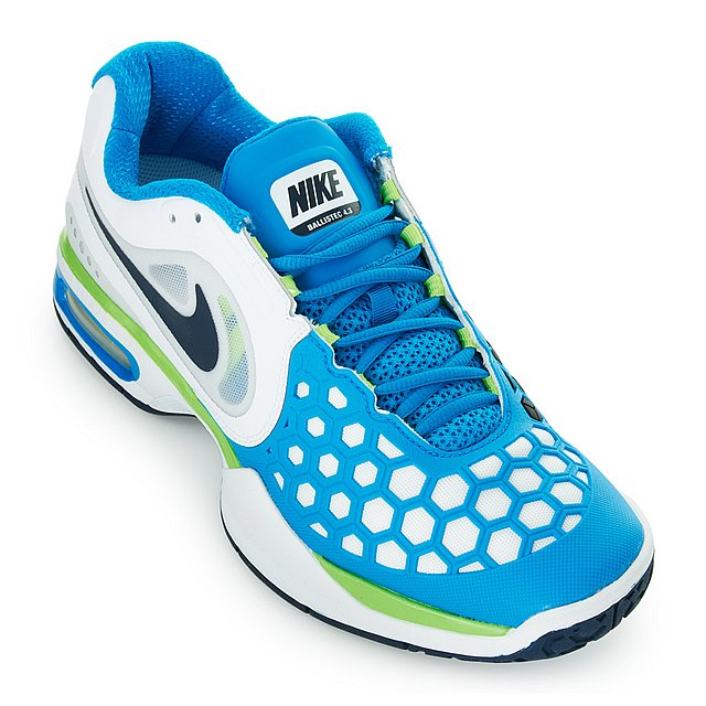 Nadal shoes: Nike Air Max Courtballistec 4.3