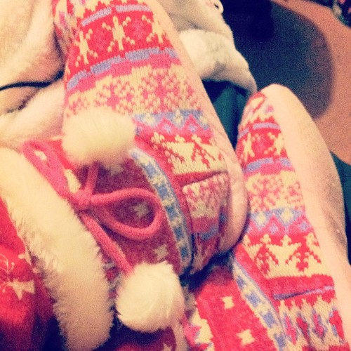 Cosy Boots