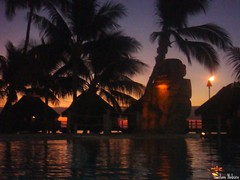 Piscina Moorea Pearl Resort