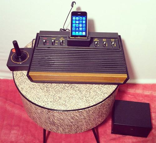 Atari dock