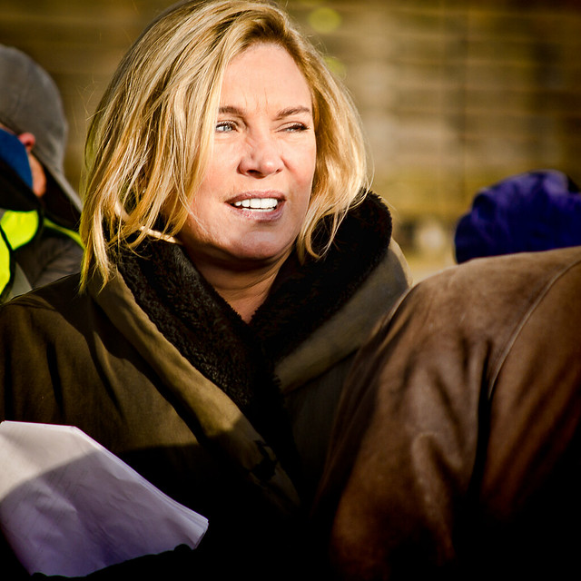 Header of Amanda Redman