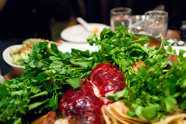Momofuku Ssam Bar - Rotisserie Duck Ssäm - New York-9647 | Flickr ...