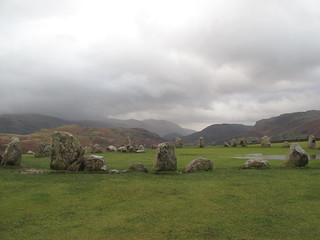 LAKES DISTRICT - Castlerigg Stone Circle