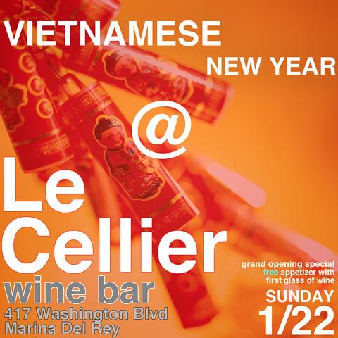Le Cellier Wine Bar