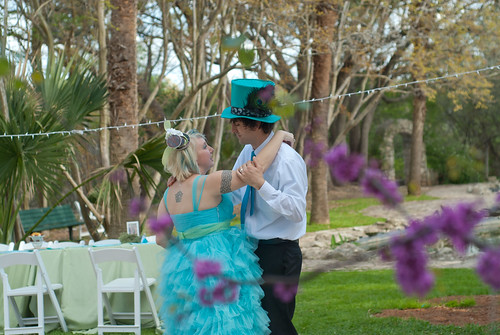 Our offbeat wedding at a glance We had a mad tea party theme