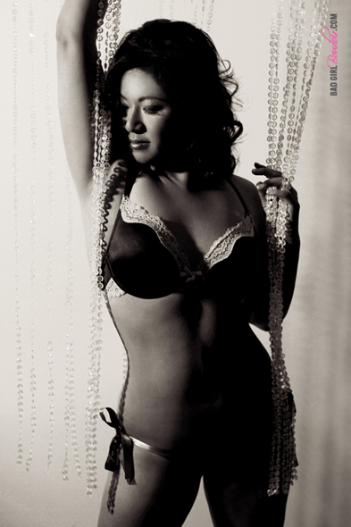 Boudoir Photography Asian Woman // Florida Boudoir and Pinup Photographer