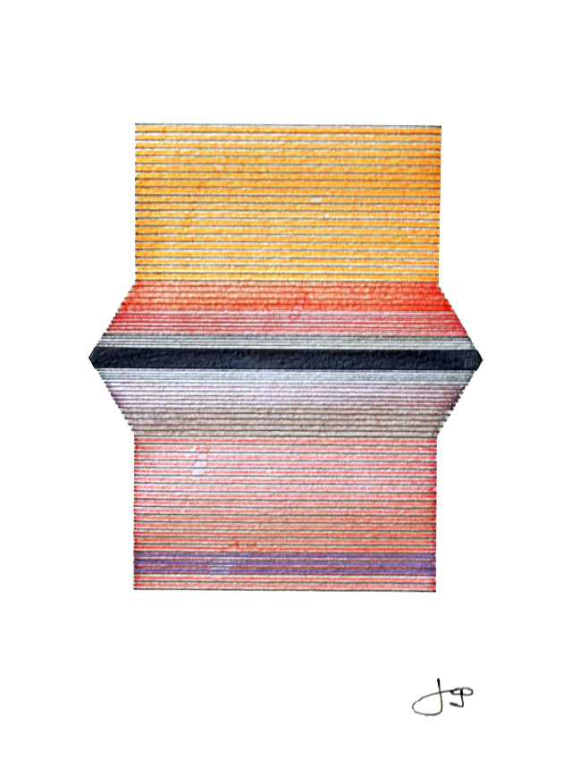 My dad's beautiful art