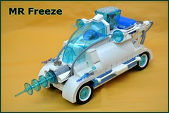 Mr Freeze 2025 by Gilcélio