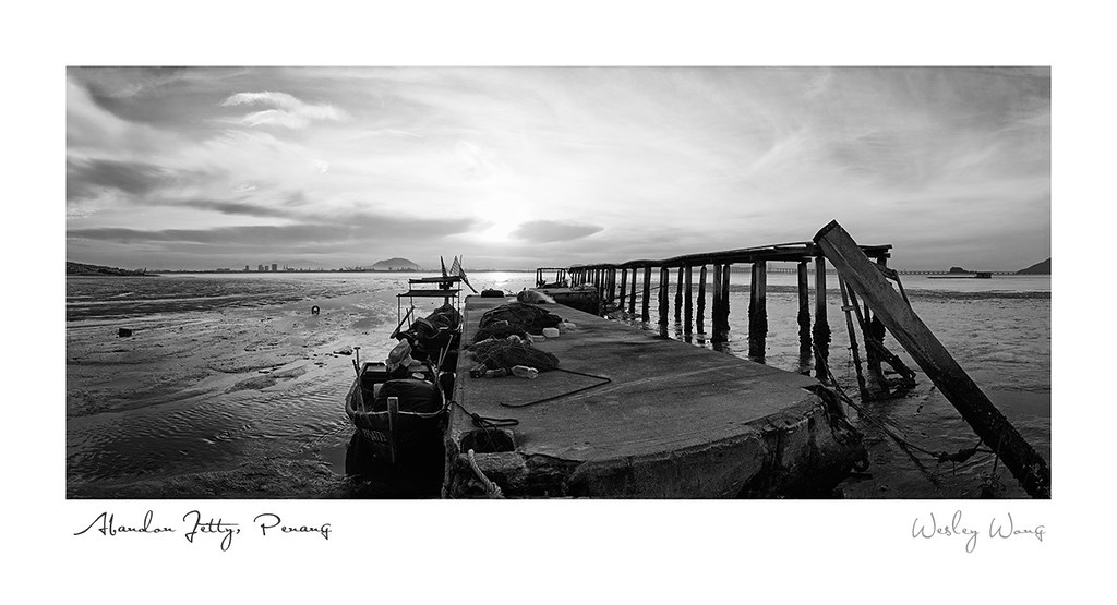 Abandon Jetty @ The Dove, Penang