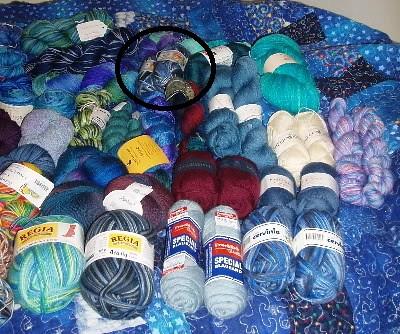 old yarn