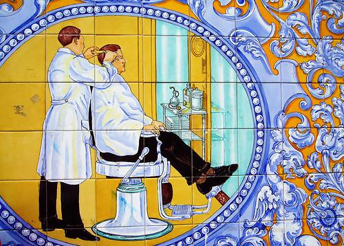 Barbería moderna