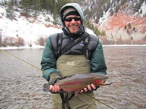 Putting the podcast to work on the river orvis news for Fly fishing podcast