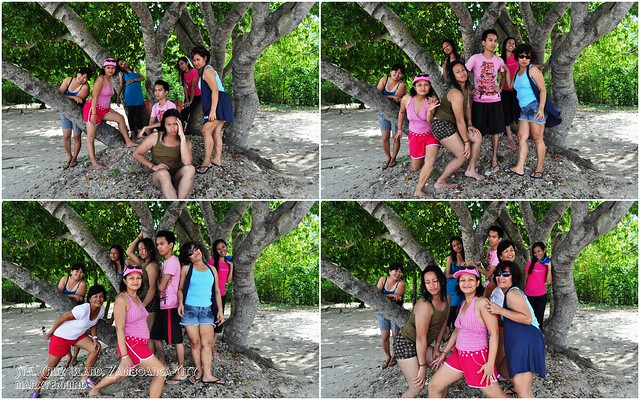 Group Shots - Pink Beach (3)