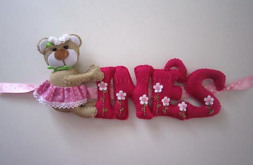 ♥♥♥ Inês ... by sweetfelt \ ideias em feltro
