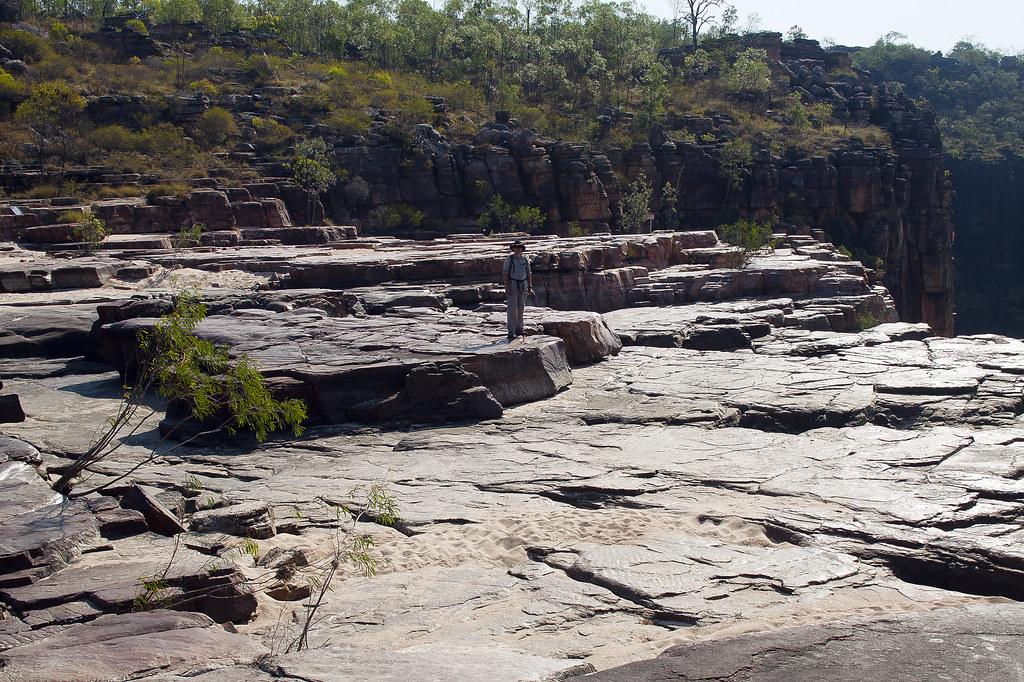 Plato above Twin Falls, Darwin, NT