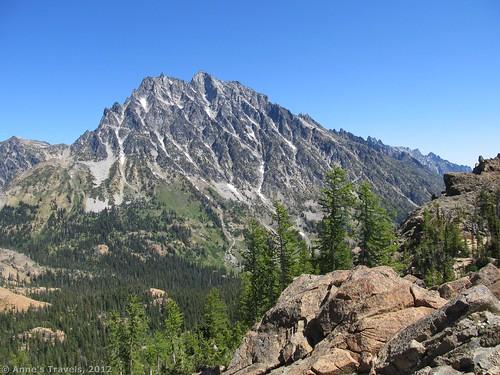 Mt. Stewart, Ingalls Pass, Okanogan-Wenatchee National Forest, Teanaway Area, Washington