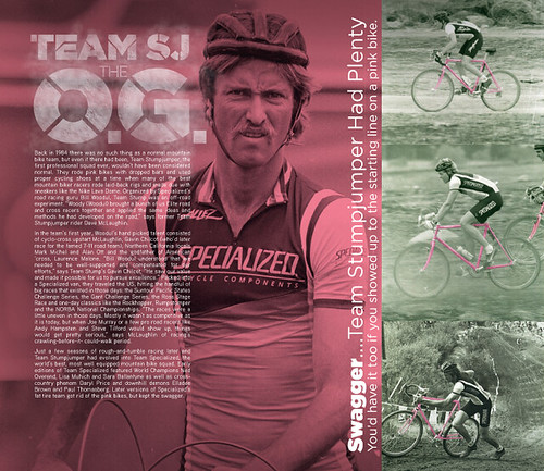 Specialized Team SJ history