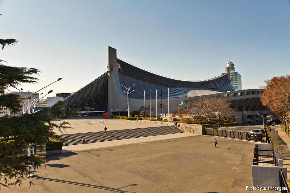 Yoyogi National Gymnasium-9