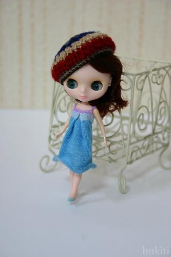 knit dress, Petite Blythe