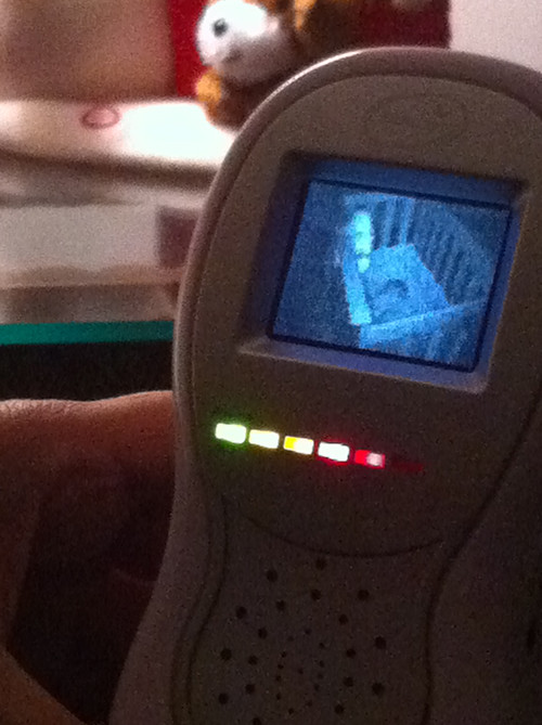 Baby Monitor: What's wrong with this picture?