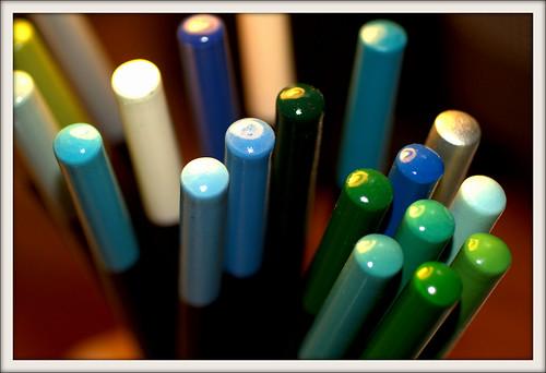 sacando los colores