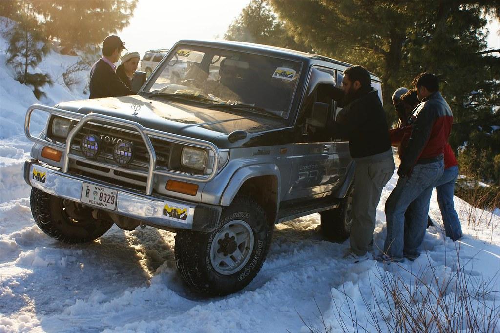 Muzaffarabad Jeep Club Snow Cross 2012 - 6796514371 8212a7db8b b