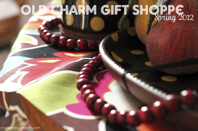 Old Charm Gift Shoppe  2012.1