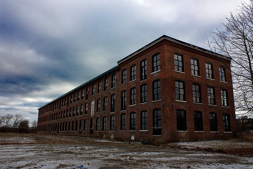 windows canada building brick abandoned architecture clouds novascotia windsor textiles