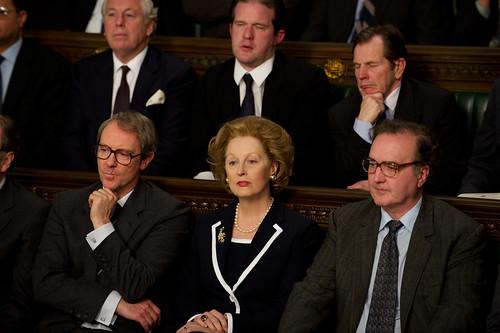 Thatcher az Alsóházban