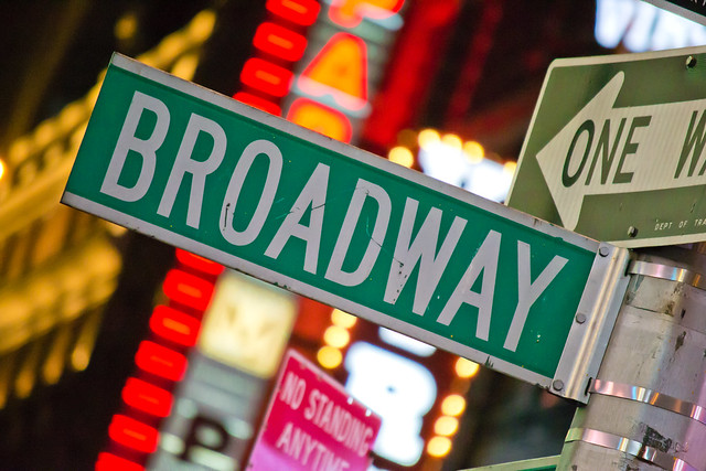 Broadway - Flickr CC dazjohnson