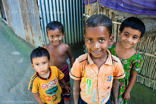 Smile of Bangladesh....