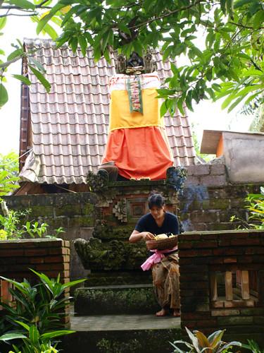 бали, домашний храм цыгановых
