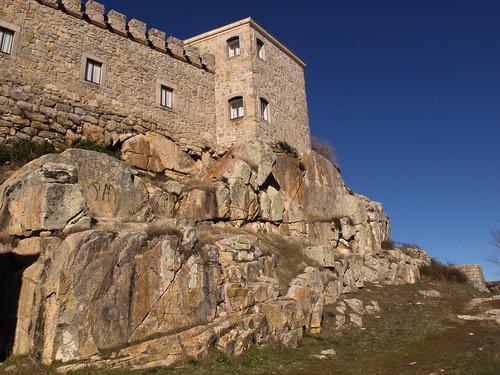 Magalia Castle Las Navas Del Marqu 233 S Spain