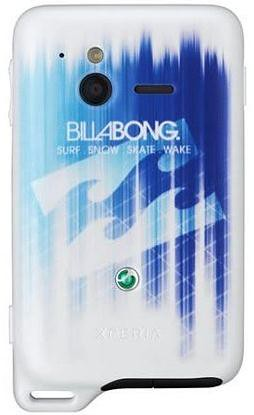 Sony Xperia Billabong edition