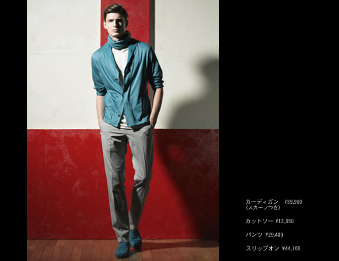 Thomas Hoefnagels0063_LANVIN COLLECTION SS12 Catalogue