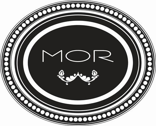 Mor Black Logo