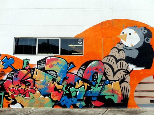 In Bogota, Colombia by LoisInWonderland