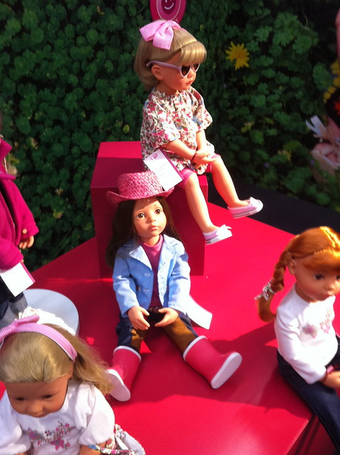 Zu Besuch bei Götz auf der Spielwarenmesse 2012