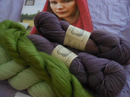 Yarn from Knitting Ranch