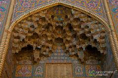 Masjed-e Nasir-ol-Molk (aka, Pink Mosque) - Shiraz, Iran