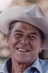 President Ronald Reagan by ReaganHighway