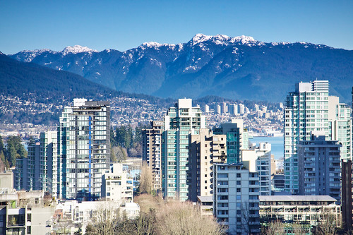 PHOTO - Today in Vancouver: The North Shore Mountains