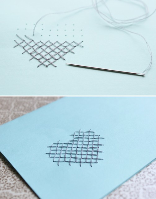 Valentines DIY card