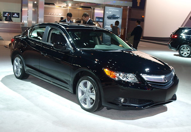 2013 Acura ILX 2